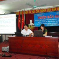 Hà Nội: Bán đấu giá QSD đất xen kẹt trong khu dân cư nông thôn để xây dựng nhà ở tại thôn Đường Yên, xã Xuân Nộn, huyện Đông Anh