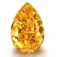 Lộ diện viên kim cương màu cực hiếm
