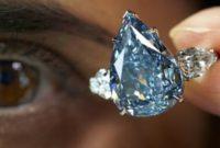 24 triệu USD cho viên kim cương xanh lớn nhất thế giới