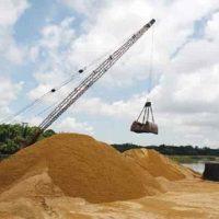 Bà Rịa – Vũng Tàu xem xét đấu giá mẫu quyền khai thác khoáng sản