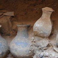 Trung Quốc khai quật lăng mộ hiếm hoi còn nguyên vẹn thời Tây Hán